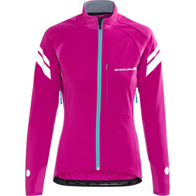 Endura Windchill II Sykkeljakke Dame cherry red
